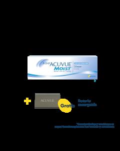 1-Day Acuvue® Moist® para Astigmatismo con LACREON™
