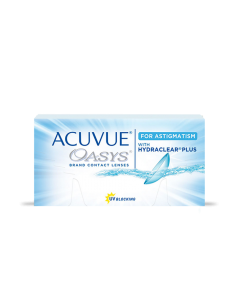 Acuvue® Oasys® para Astigmatismo con HydraClear® Plus