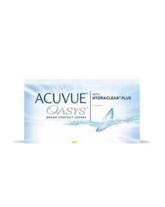 Acuvue® Oasys® con HydraClear® Plus