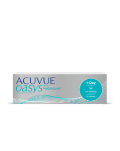 Acuvue Oasys® 1-Day con HydraLuxe