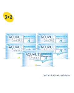 Pack Acuvue Oasys para Astigmatismo con HydraClear Plus