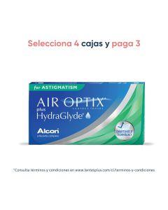 Air Optix plus HydraGlyde Astigmatismo
