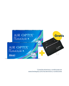 Kit de viaje Air Optix hydraglyde