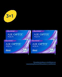 3+1 Pack Air Optix Multifocal