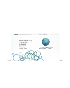Biomedics 55 Evolution (Asféricos)