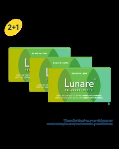 2+1 Pack Lunare Graduados