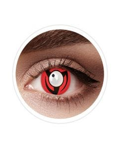 Halloween Naruto White Sharingan 155
