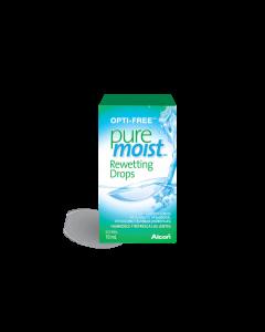 Opti-Free Puremoist Rewetting Drops 10ml