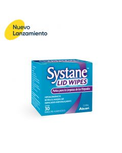 SYSTANE® LID WIPES PAÑOS