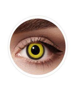 Halloween Yellow Target 180