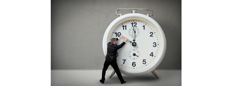 distribuir tiempo