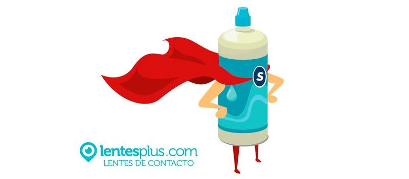 Superhéroe de Lentes de contacto