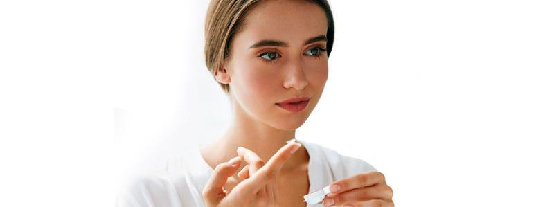 cuidados de lentes de contacto lentesplus