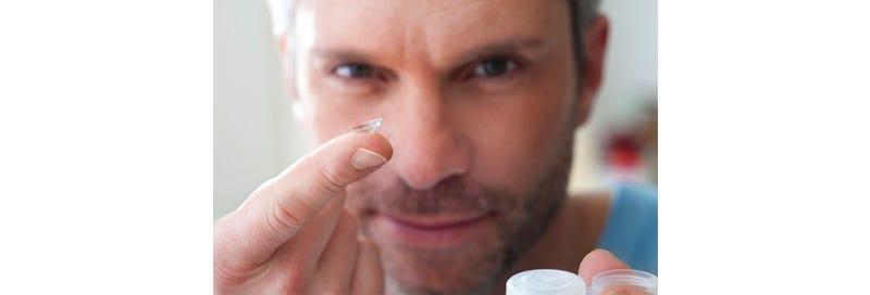 Mitos sobre los lentes de contacto